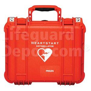 AED, Philips, Heartstart Onsite & FRx Hard Case