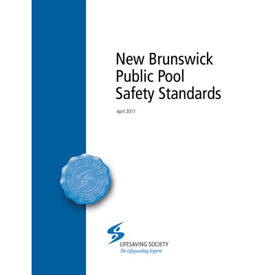 New Brunswick Public Pool Safety Standards