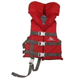 Child Heads Up Lifejacket
