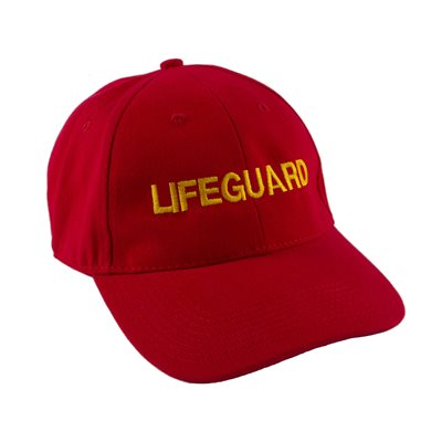 Lifeguard Cap - Red (Lifeguard)