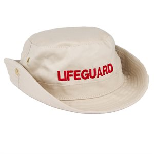 Lifeguard Hat (Natural)
