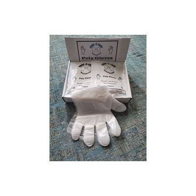 Disposable Non-Medical Gloves (1pack of 50 pairs)