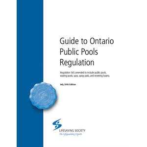 2018 Guide to Ontario Public Pools Regulation