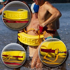 "37"" Lifesaving RESCUE Tube"