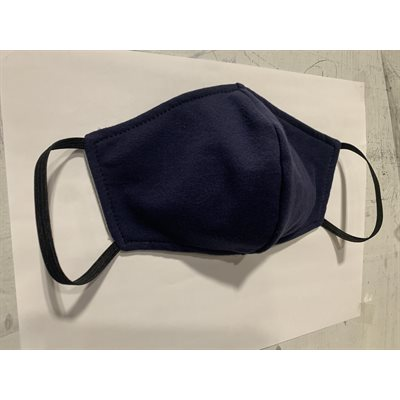 Reusable Adult Face Mask (Navy)