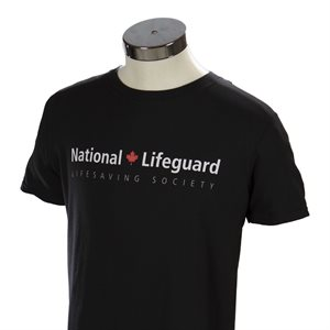 Canada's National Lifeguard T-Shirt Men's (Small)