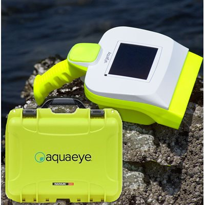 AquaEye with Storage Case
